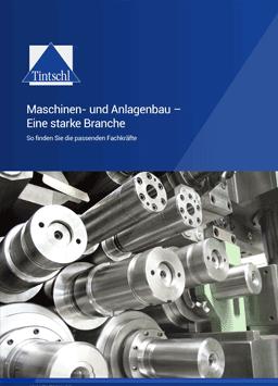 Maschinen- und Anlagenbau Download
